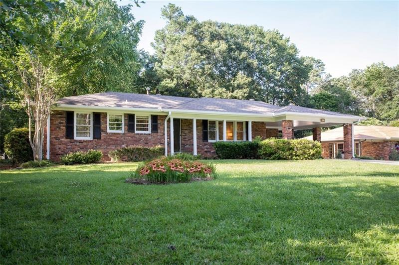 41 Hillcrest Drive, Roswell, GA 30075