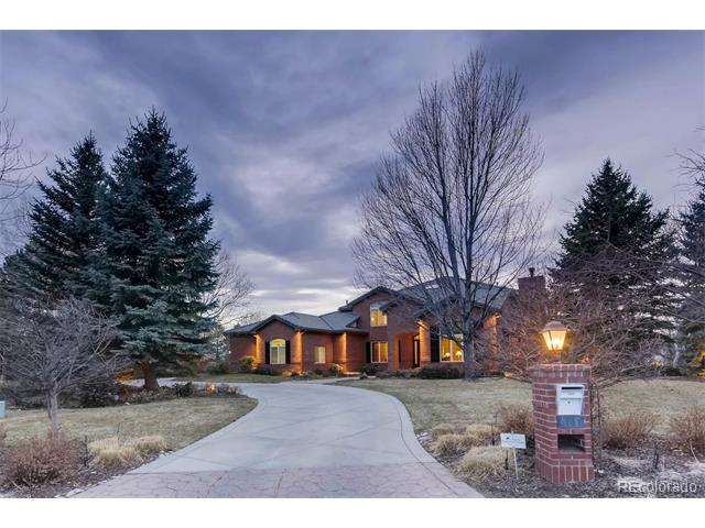 5741 S Ash Court, Greenwood Village, CO 80121