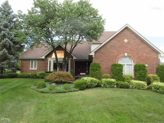 14855 BROMPTON COURT, SHELBY TWP, MI 48315