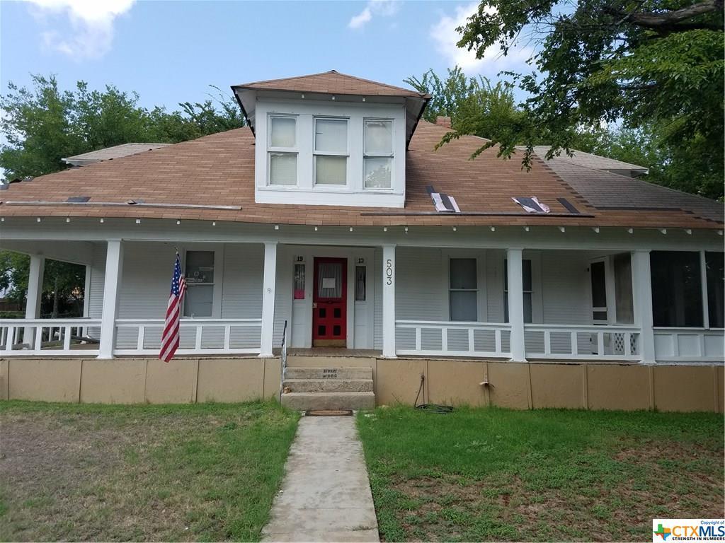 503 W Avenue I, Killeen, TX 76541