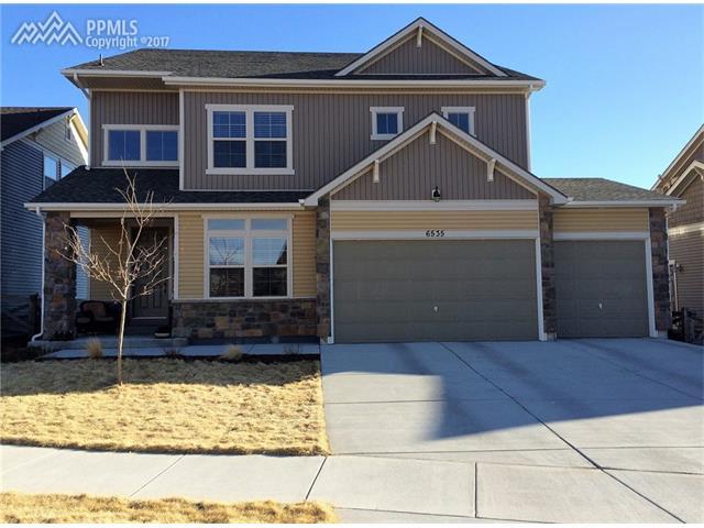 6535 Bramble Bend Court, Colorado Springs, CO 80927