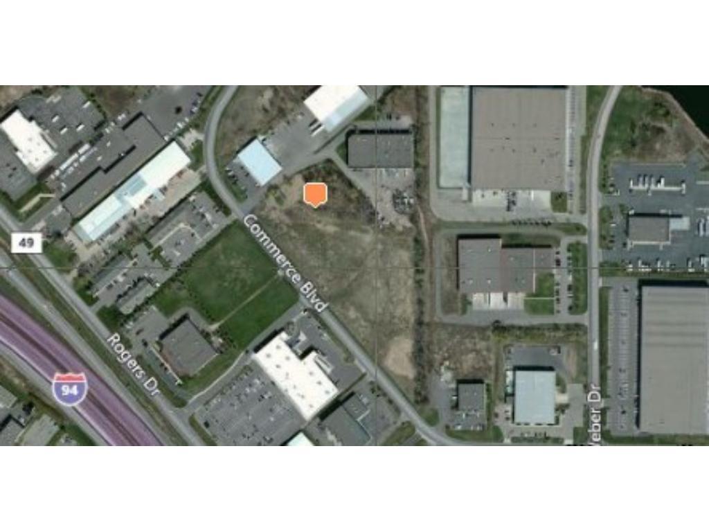 xxx Commerce Boulevard, Rogers, MN 55374