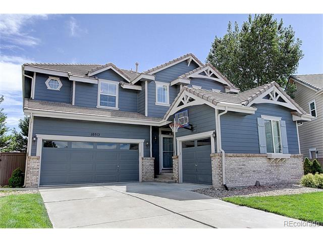 10512 Westcliff Place, Highlands Ranch, CO 80130
