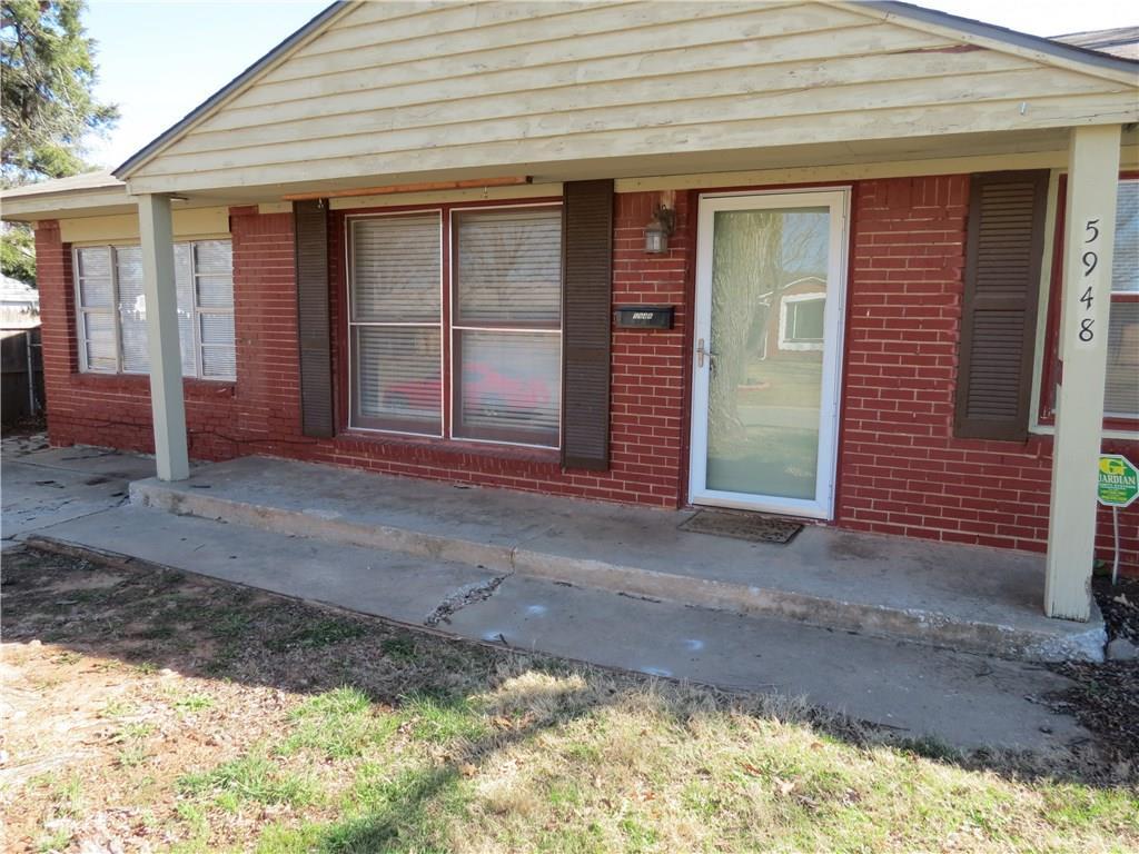 5948 N Redmond Avenue, Oklahoma City, OK 73122