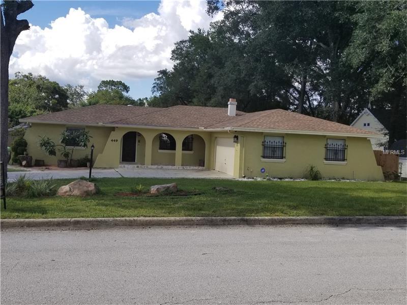 449 RIDGEWOOD STREET, ALTAMONTE SPRINGS, FL 32701