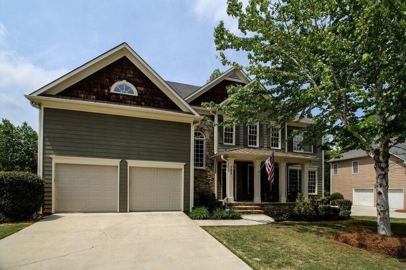 701 Creekmist Lane, Fairburn, GA 30213