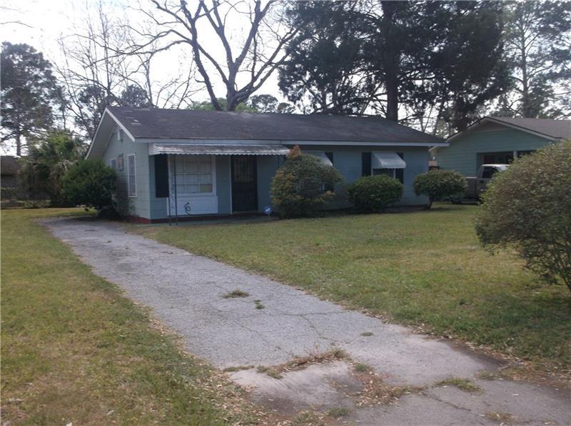 1519 Cloverdale Drive, Savannah, GA 31415