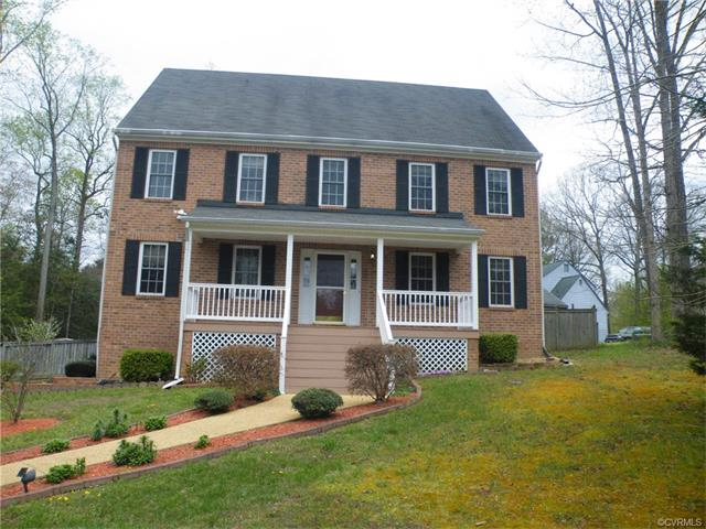 10125 Wood Vale Court, North Chesterfield, VA 23236