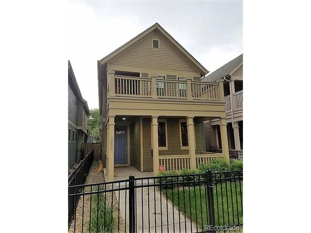 2226 Washington Street, Denver, CO 80205
