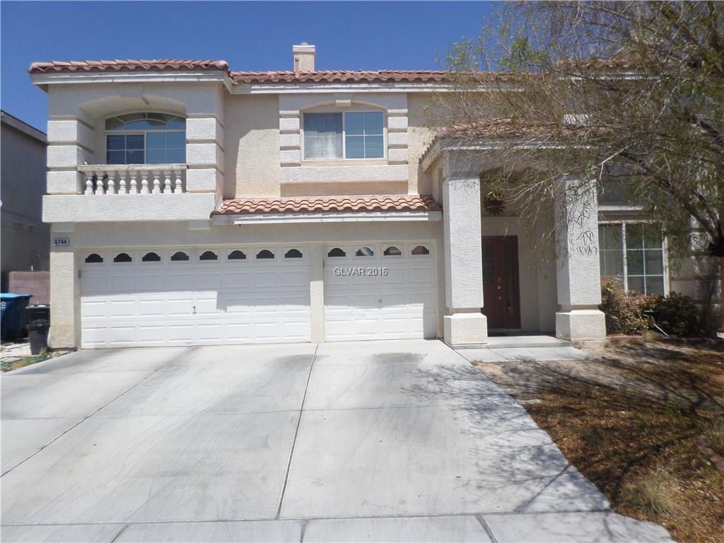 6744 CORONADO CREST Avenue, Las Vegas, NV 89139