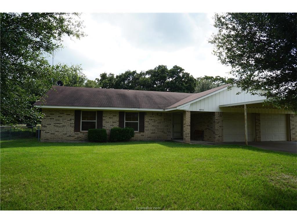 4816 Elmo Rd Road, Calvert, TX 77837