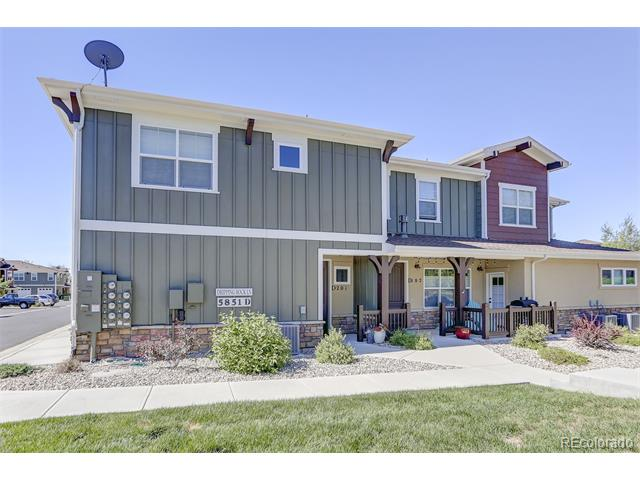 5851 Dripping Rock Lane D201, Fort Collins, CO 80528