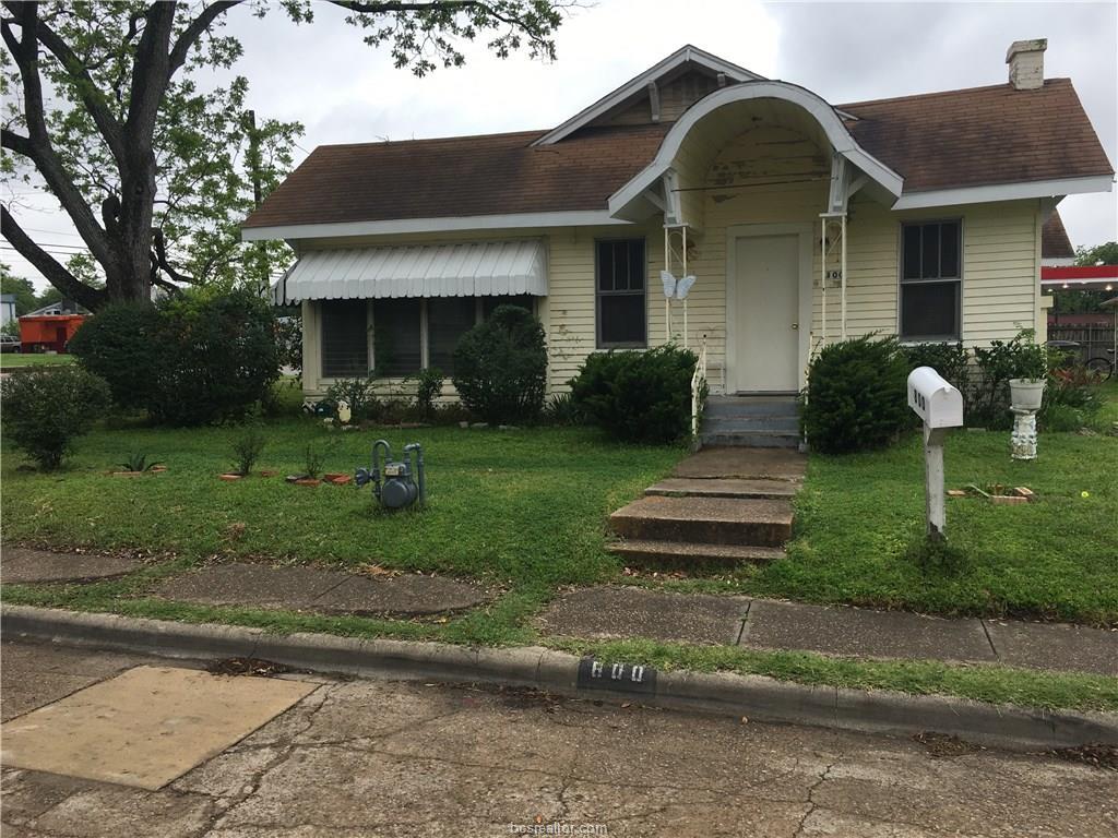 800 N Houston, Bryan, TX 77803