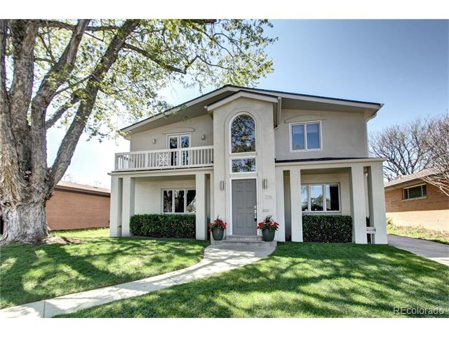 275 S Glencoe Street, Denver, CO 80246