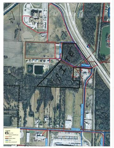 S Clearwater Drive, Harrisonville, MO 64701
