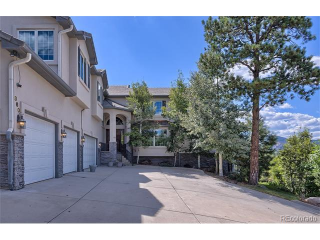 360 Childe Drive, Colorado Springs, CO 80906