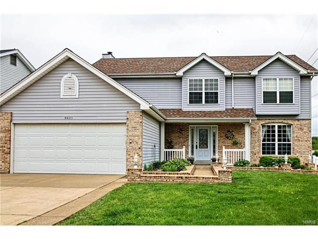 9831 Tesson Creek Estates Drive, St Louis, MO 63123