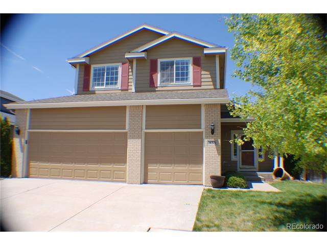 855 Fairhaven Street, Castle Rock, CO 80104