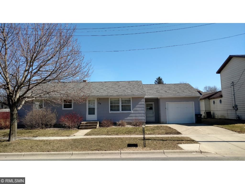 314 2nd Street, Gaylord, MN 55334