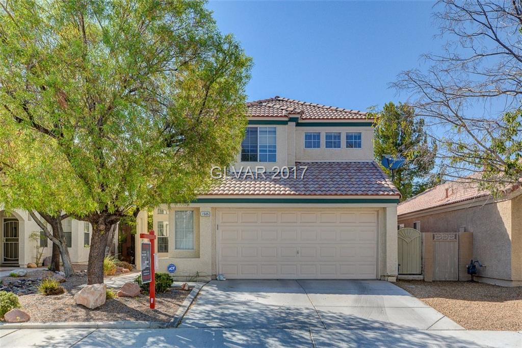 1505 IMPERIAL CUP Drive, Las Vegas, NV 89117