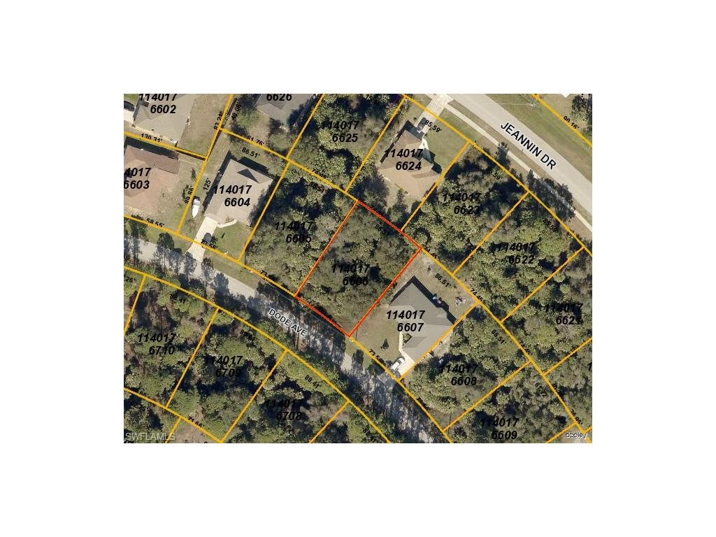 Lot 6 Dode AVE, NORTH PORT, FL 34288