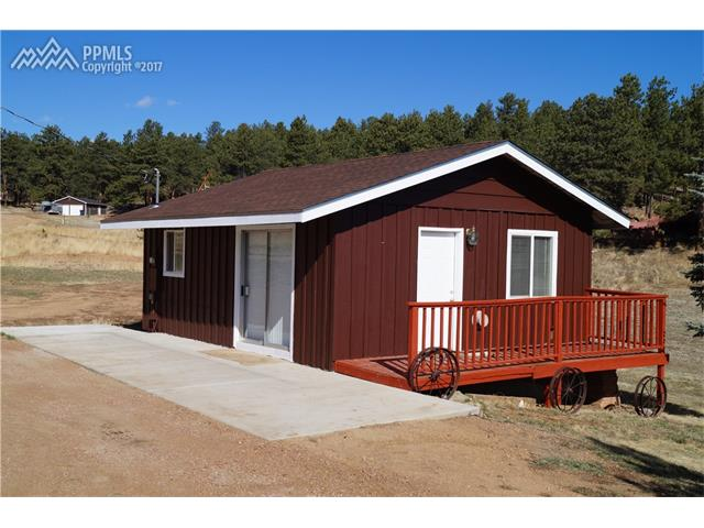 9 Freeman Drive, Florissant, CO 80816