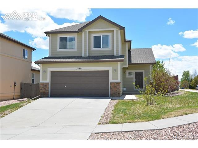 7889 Steward Lane, Colorado Springs, CO 80922