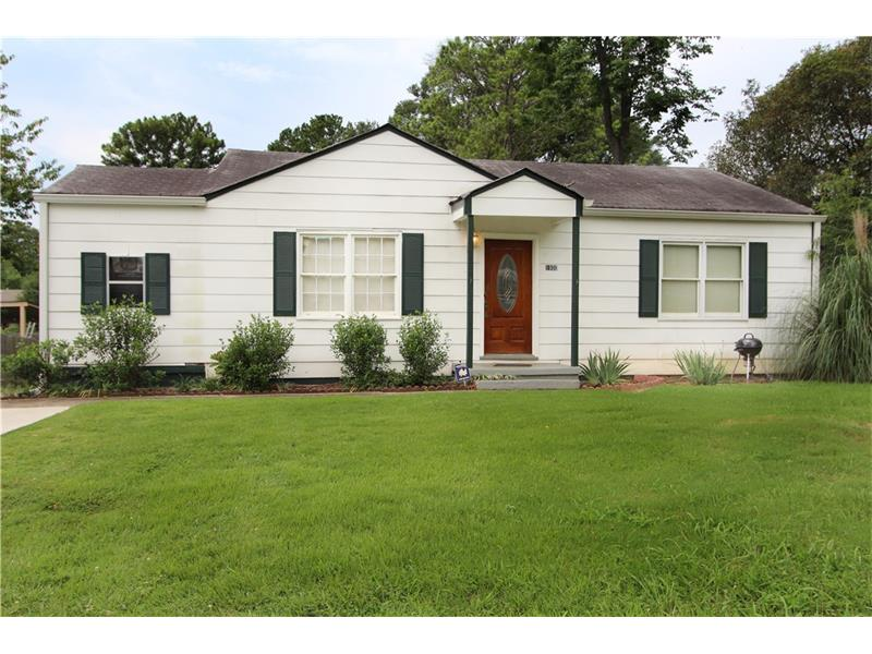 1900 SE Clearwater Drive, Marietta, GA 30067
