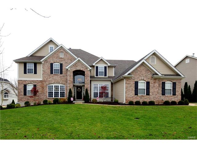 434 Blackwolf Run, Wildwood, MO 63040