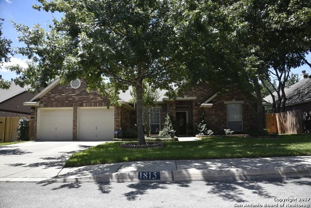 1815 OAKLINE DR, San Antonio, TX 78232