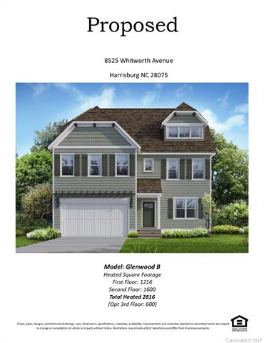 8525 Whitworth Avenue 282, Harrisburg, NC 28075