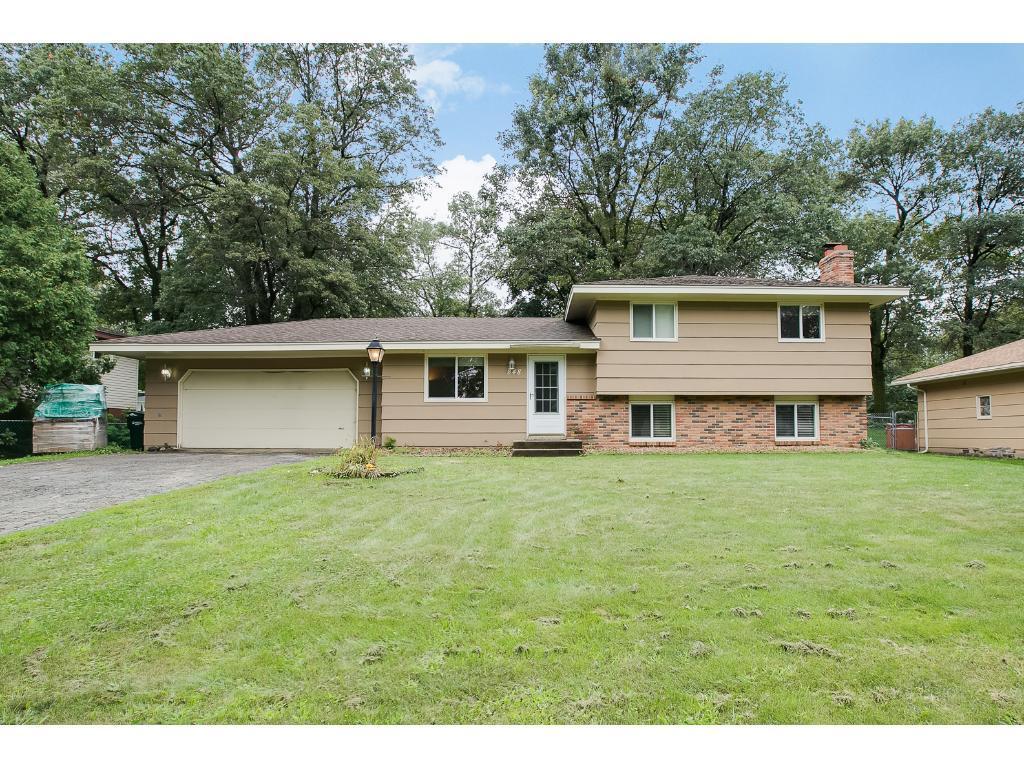 848 Oak Ridge Trail NE, Blaine, MN 55434