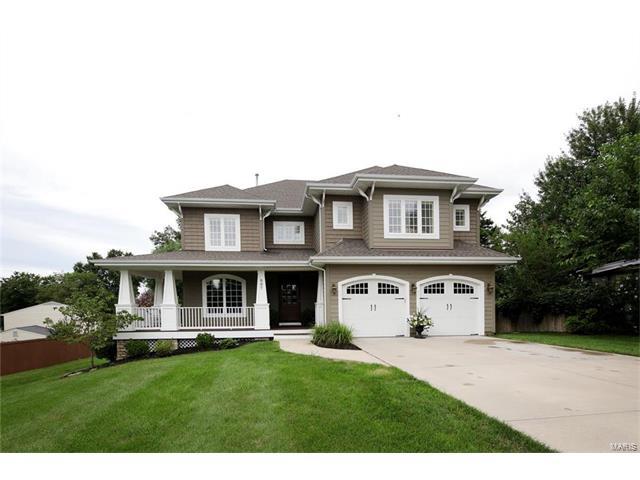 807 Lockett Road, Kirkwood, MO 63122