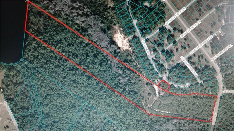 274 FISHER ROAD, OCKLAWAHA, FL 32179