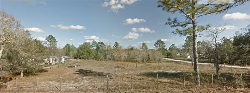 138TH TERRACE, WILLISTON, FL 32696
