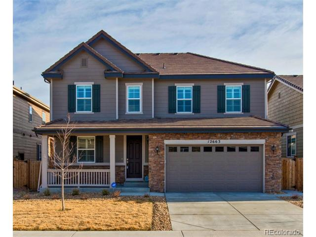 12663 Fisher Drive, Englewood, CO 80112