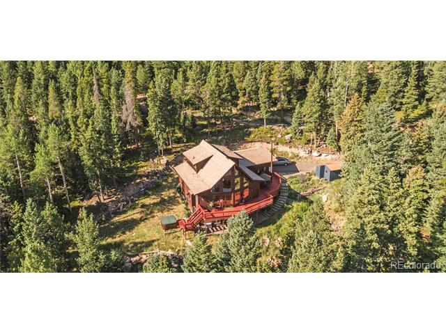 10258 Christopher Drive, Conifer, CO 80433