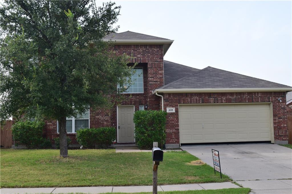 448 Willowlake Drive, Little Elm, TX 75068
