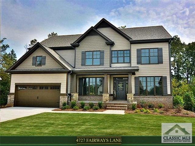 4727 Fairways Ln, Jefferson, GA 30549