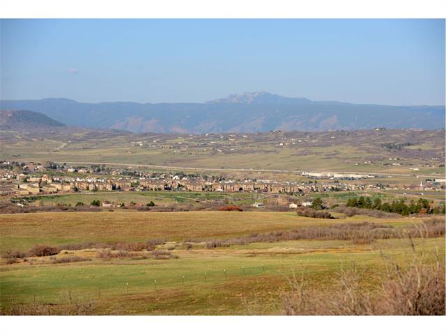 RIDGE Road, Castle Rock, CO 80104
