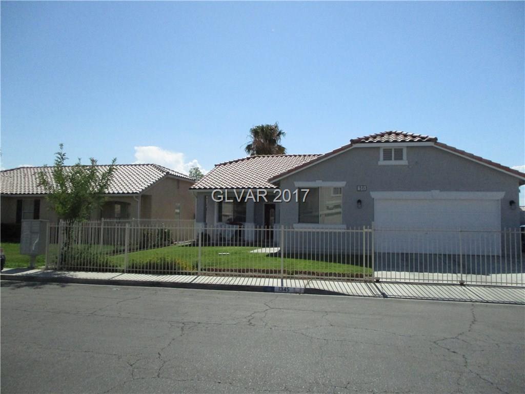 1345 FAIRCHILD Street, Las Vegas, NV 89110
