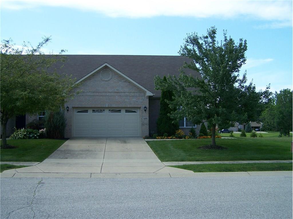 1403 Hideaway Circle, Brownsburg, IN 46112