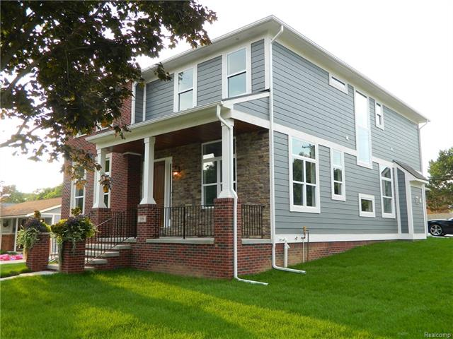 509 Parkdale AVE, Rochester, MI 48307