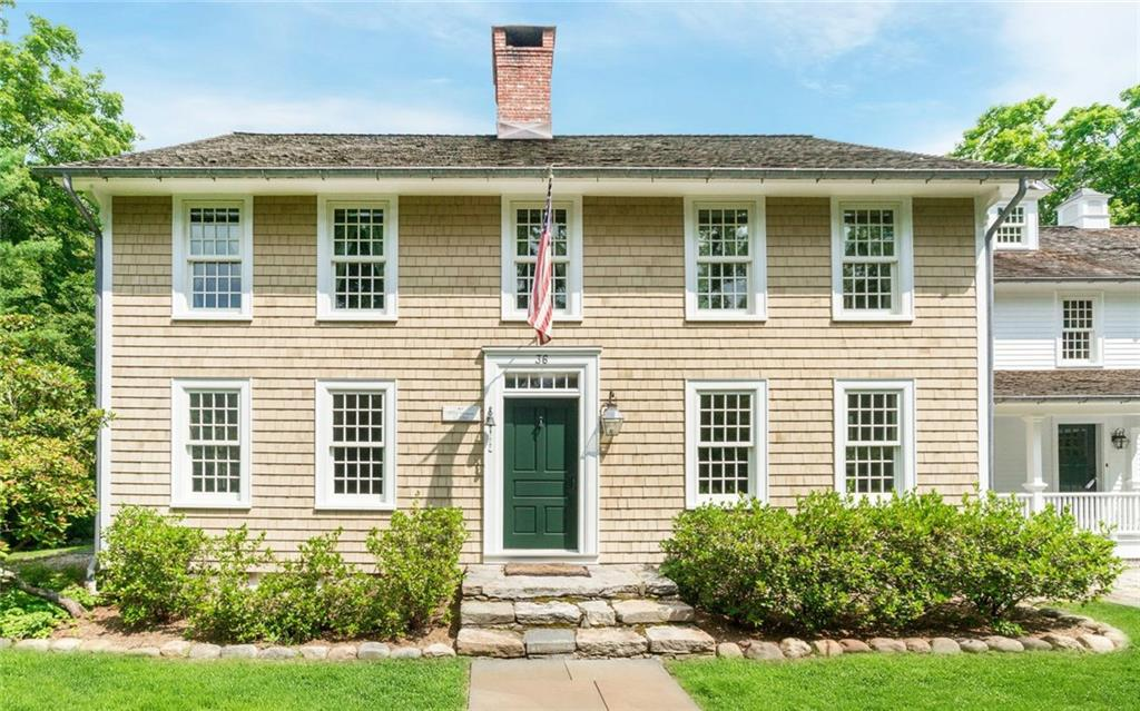 36 Silver Hill Road, Easton, CT 06612