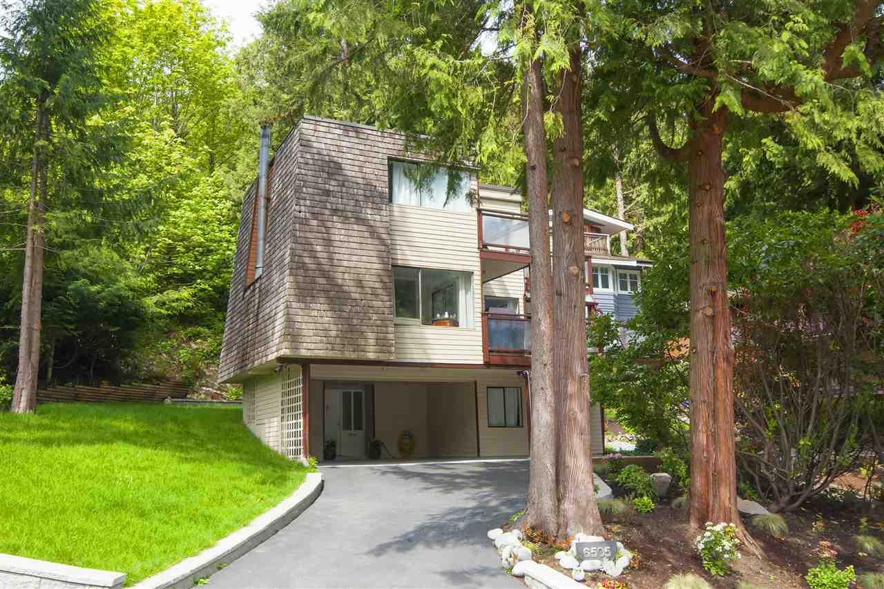 6505 WELLINGTON PLACE, West Vancouver, BC V7W 2X1