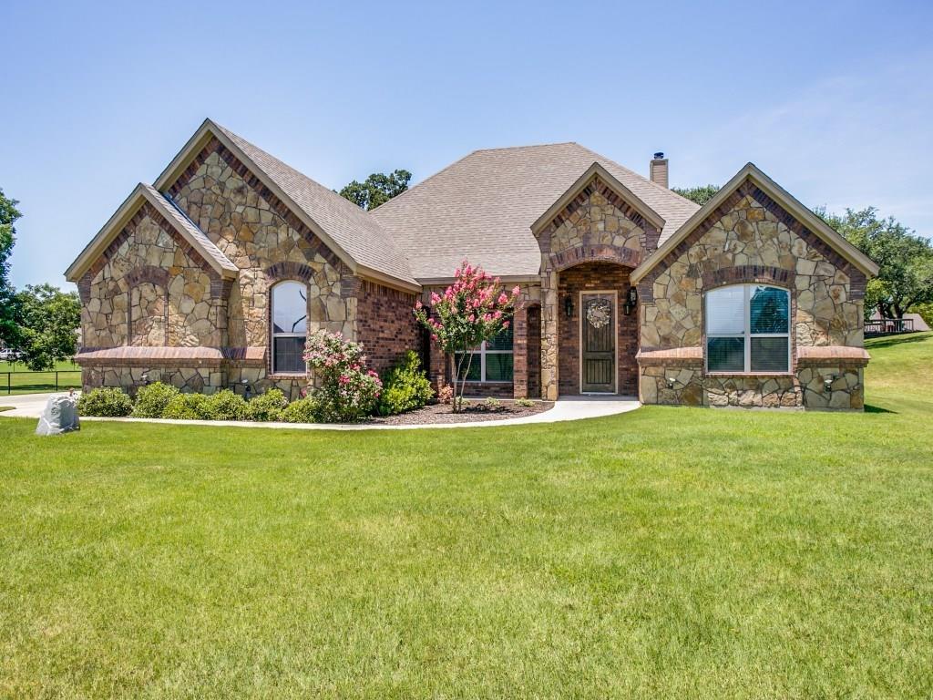 106 Ellis Spring Drive, Weatherford, TX 76085