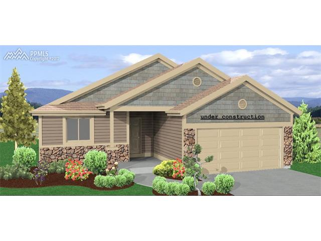 17972 White Marble Drive, Monument, CO 80132