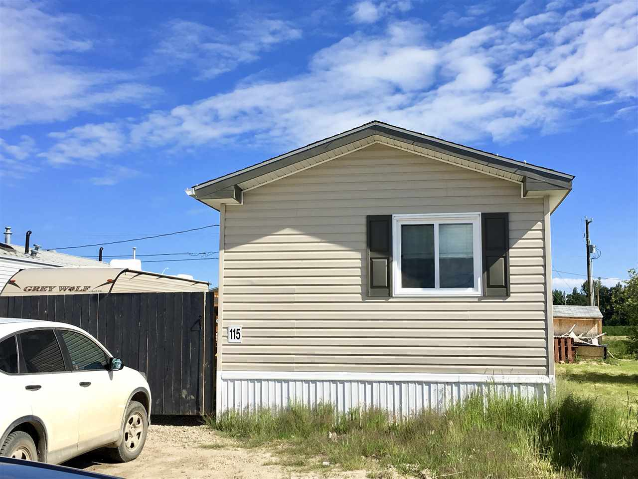 115 Countrystyle MHP, Drayton Valley, AB T7A 1L7