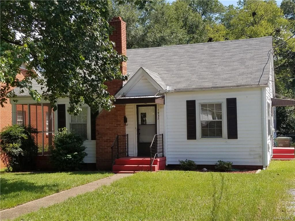 1932 WINDSOR Avenue, Montgomery, AL 36107