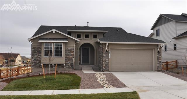 8451 Crooked Branch Lane, Colorado Springs, CO 80927